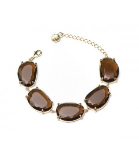 Jasmine Leather Bracelet