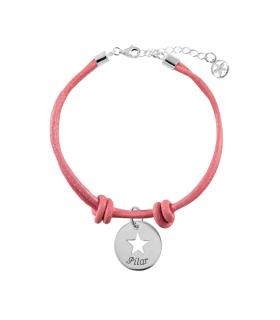 Bracelet Diabolo silver
