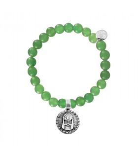Stones bracelet Virgin Lupita