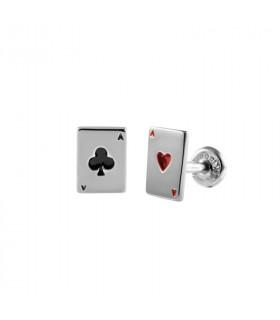 Cufflinks poker
