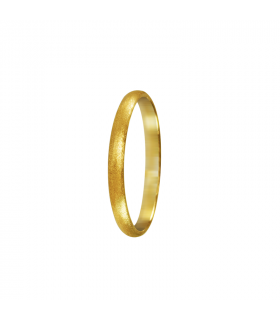 18K Gold Wedding Alliance