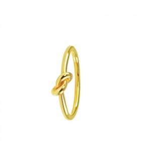 Midi knot ring