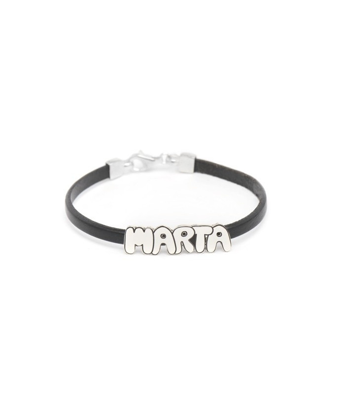 Pulsera nombre Marta