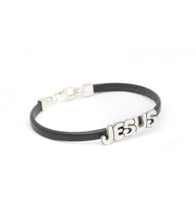 Jesús personalized name bracelet