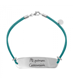 Personalized bracelet my first communion