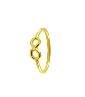 Midi infinity ring