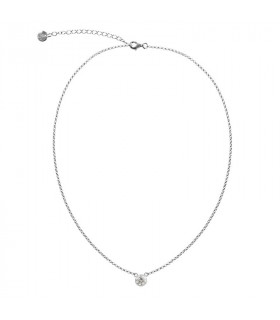 Necklaces with very chic zircons