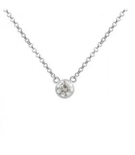 Necklace Zirconia