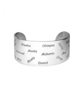 Horizon Bracelet silver