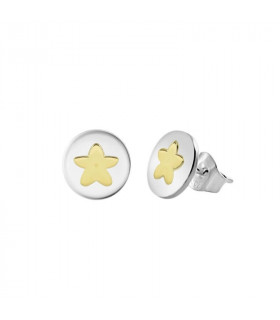Jasmine communion earring