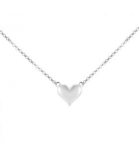 Necklace heart 2D