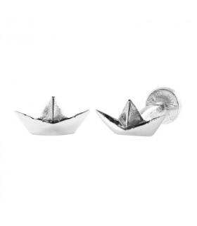 Cufflinks Boat