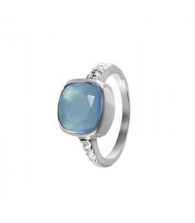 Urulu ring square stone 10x10