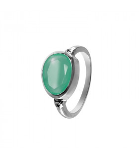 Urulu ring irregular stone...