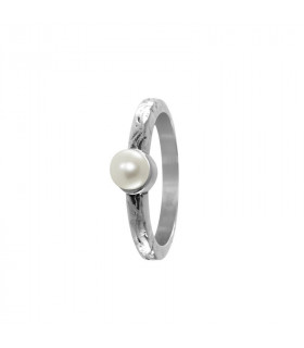 Anillo Urulu perla