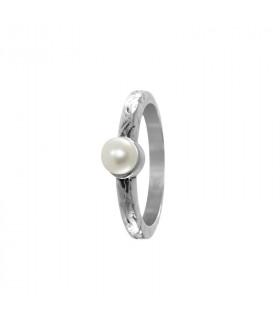 Urulu ring pearl