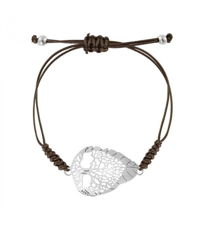 Tree of life leaf bracelet