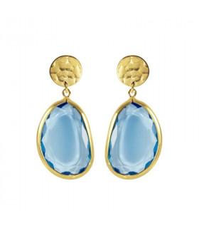 Candy zirconia earring