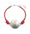 Gold zirconia necklace