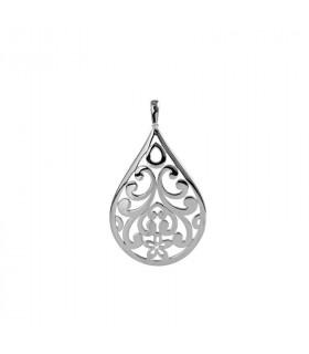 Silver pendant Hada