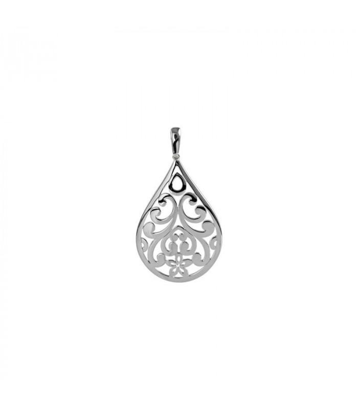 Silver pendant fairy collection