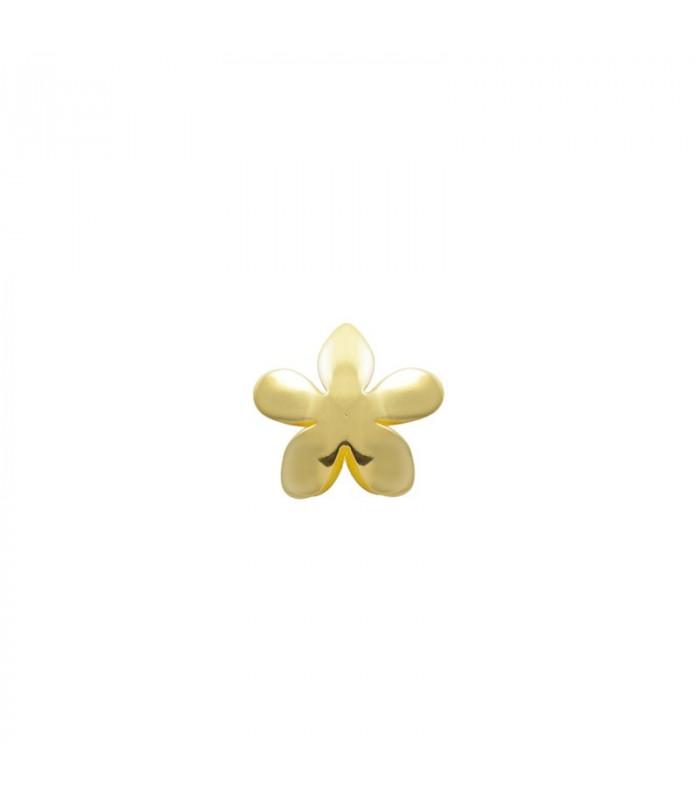 Golden jasmine pendant