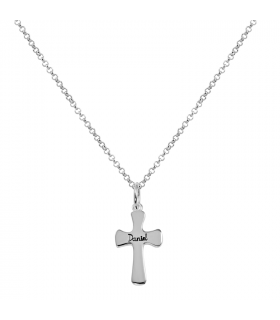 Personalized cross choker