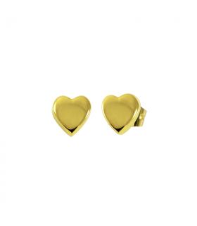 Electro Heart Earrings