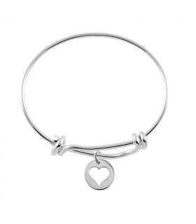 Knot bracelet with...