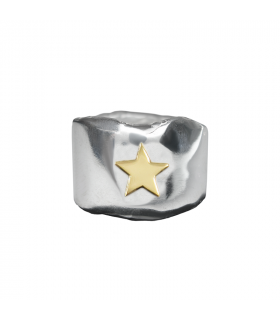 Gold Star Custom Ring