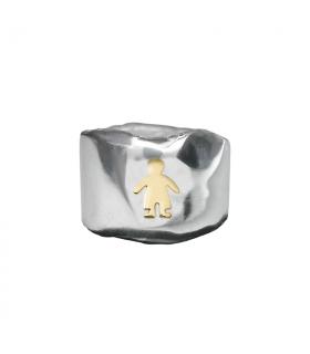 Gold Boy Custom Ring