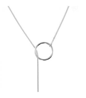Earrings silver knots