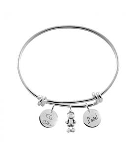 Knot bracelet TQ Abu