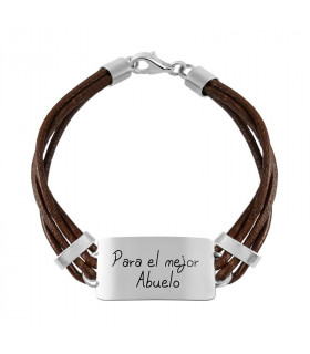 Hook Bracelet grandfather