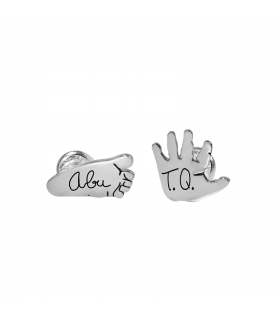 Cufflinks hand and foot for...