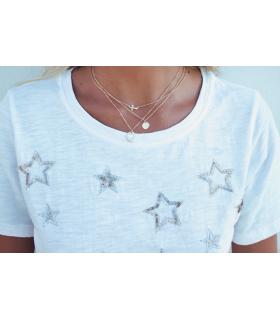 Cris Mata Gold Necklaces