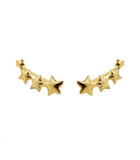 Earrings Estela star