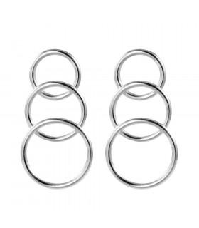 Cheap silver earrings