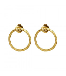 Essential martelé big earring
