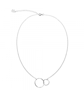 Necklace Diabolo Double