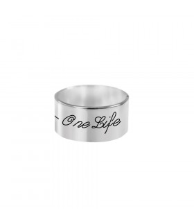 Anillo One Life One Love