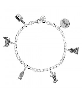 Bracelet with Sevilla figures