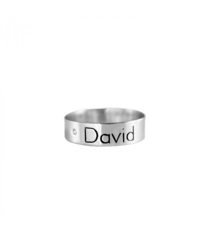 Custom ring name
