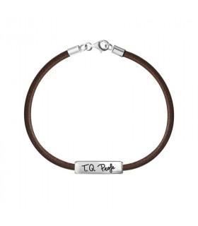 Personalized teacher bracelet
