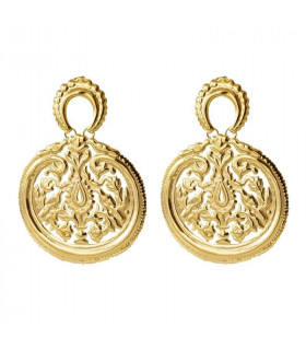 Kala round Earrings