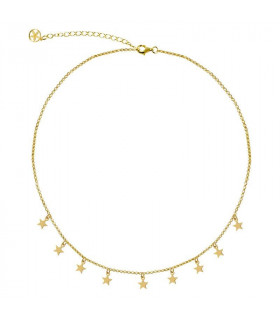 Necklace Brigitte Stars