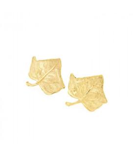 Earrings leaves