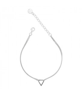 Halia triangle bracelet