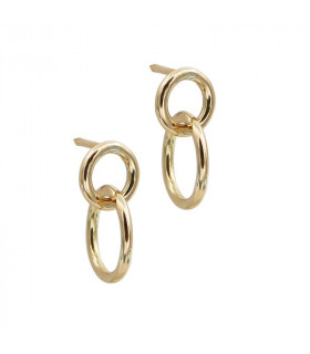 Double Diabolo earrings