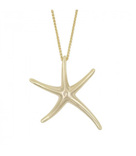 Gold Sea Star Chokers